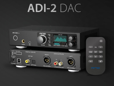 RME presents ADI-2 DAC 2-Channel DA Converter for Studio and Audio Enthusiasts