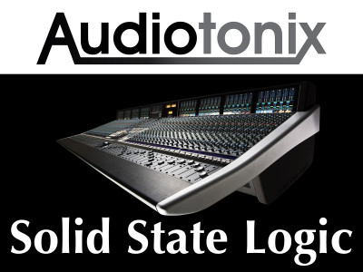 Solid State Logic Acquired by Audiotonix Group