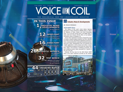 Download Now Your First Voice Coil of 2018!