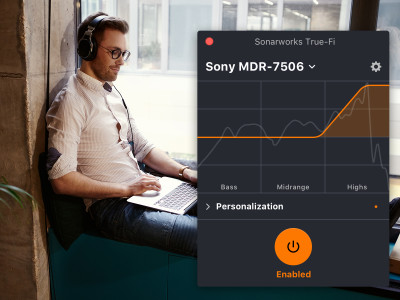Sonarworks Brings Studio Calibration Software Technology to Personal Headphone Enjoyment