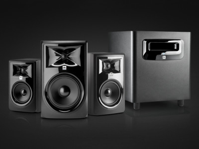 Harman Unveils JBL 3 Series MkII Powered Studio Monitors