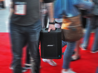 Bose Professional Debuts S1 Pro Multi-Position Smart Portable PA System