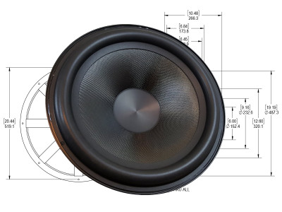 Harbottle Audio Announces New TSADvS Subwoofer Series
