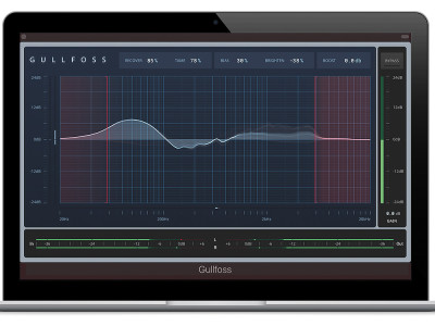 Soundtheory Unveils GULLFOSS Intelligent Automatic Equalizer