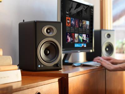Audioengine Unveils A5+ Premium Wireless Smart Speaker System