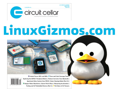 Circuit Cellar and LinuxGizmos.com Form Strategic Partnership