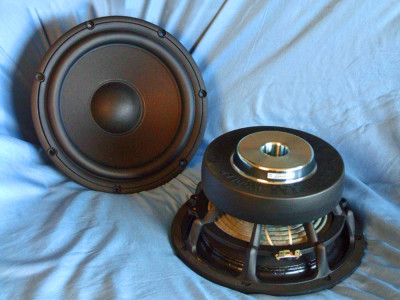 "Test Bench: Scan-Speak 28W/4578T00 10"" Subwoofer"