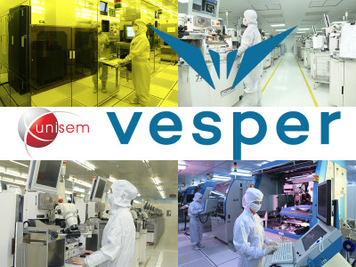 Vesper and Unisem Announce Assembly Partnership to Deliver Piezoelectric MEMS Microphones at Scale