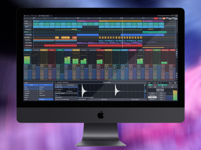 Tracktion Unveils Waveform 9 Music Production Software