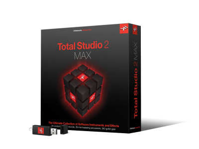 IK Multimedia announces Total Studio 2 MAX Ultimate Software Collection