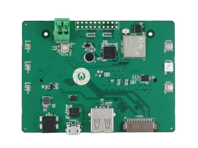 Alexa Development Board Runs Linux on Raspberry Pi Compute Module