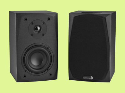 Dayton Audio Announces New MK402BT Powered Bluetooth Bookshelf Speakers
