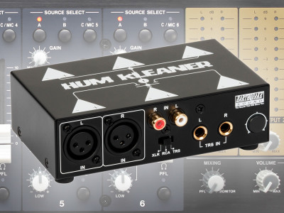 Earthquake Sound Introduces Hum Kleaner – The Hum Problem Solver