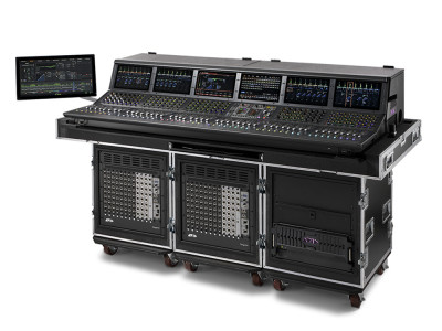 Avid Unveils New Generation Audio Software and Venue Live Sound Mixing Surfaces at NAB 2018