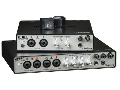 Steinberg Unveils Two Premium Audio Interfaces with Rupert Neve Designs Transformers
