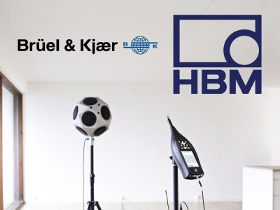 Brüel & Kjær Sound & Vibration will Merge with Hottinger Baldwin Messtechnik Forming New Company HBK