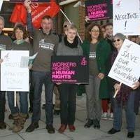 Brits personeel Amnesty International gaat weer staken