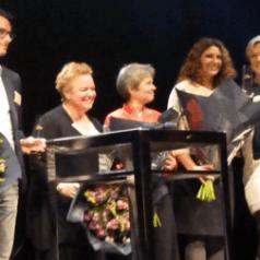 Prokkel, Plastic Soup Foundation en Vier het leven winnen nieuwe award De Onderscheiding voor projecten met lef