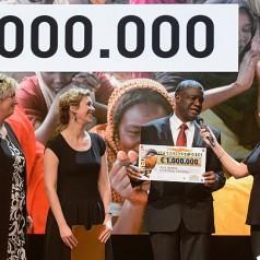 Weer recordbedrag uitgereikt tijdens Goed Geld Gala