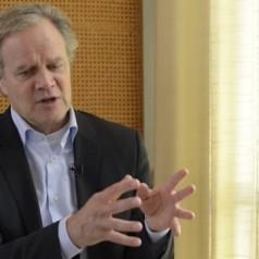 Charles Groenhuijsen in gesprek met Michael Rutgers