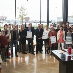 Zeven winnaars NRC Charity Awards 2015