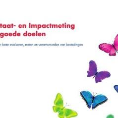 CBF-publicatie resultaat- en impactmeting:'Kwaliteit van bestedingen verhogen'