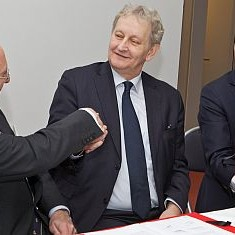 Convenant Amsterdam & vermogensfondsen:Europese primeur