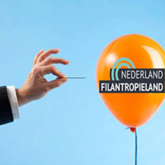 Nederland Filantropieland: een gedurfd experiment