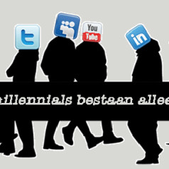 Waar zijn ze, die millennials?