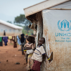 Wereld Vluchtelingendag: uitdagingen liggen buiten NL, ook voor fondsen