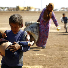 Brandbrief hulpclubs over vluchtelingen