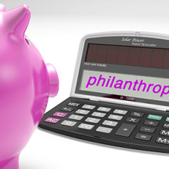 'Filantropie populairste hobby onder miljardairs'