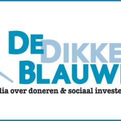 Neem contact op met De Dikke Blauwe / The Fundraiser
