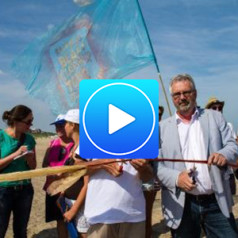Recordaantal vrijwilligers maakt hele Noordzeekust afvalvrij