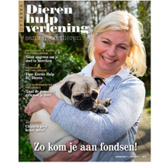 Nieuw: Vakblad Dierenhulpverlening