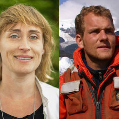 Twee directeuren aan Greenpeace-stuur