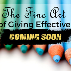 Dit jaar lancering learning community Effective Giving in Nederland