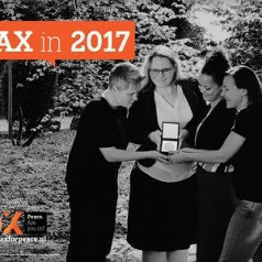 PAX jaarverslag