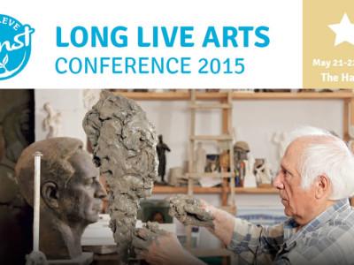 Long Live Arts: Europese conferentie over ouderen en cultuurparticipatie