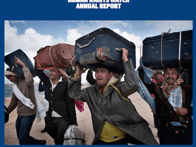 Annual report Human Rights Watch 2014