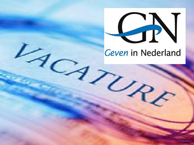 Geven in Nederland zoekt student assistent