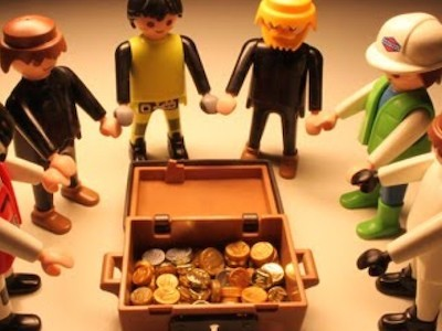 Crowdfunding voor goede doelen gaat in Nederland verhoudingsgewijs over niet veel geld: €15 miljoen.