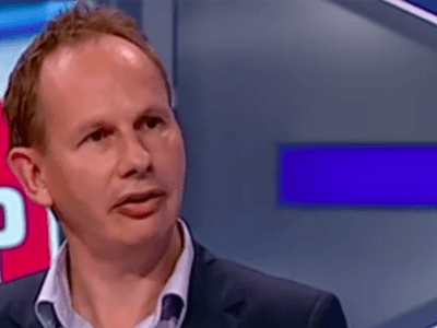 Rob Mulder: 'Ook verkoop aan de deur moet aan banden worden gelegd via het opt-in systeem.'