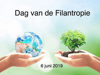 6 juni: Dag van de Filantropie