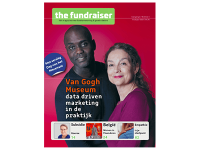 The Fundraiser Magazine #5 is verschenen!