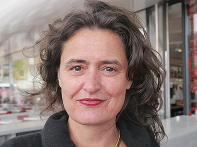 Heleen Terwijn, oprichter van de IMC Weekendschool.