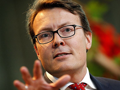 Prins Constantijn over innovatie tijdens Impact Days