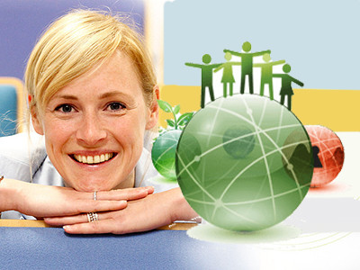Nieuw: DDB Expert Bedrijfsfilantropie Lonneke Roza