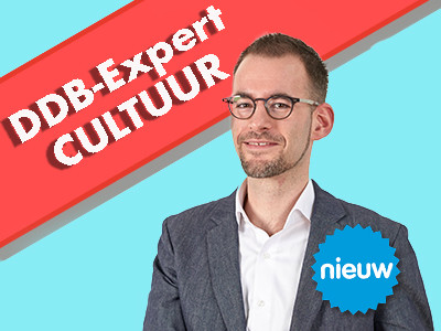 Roy Cremers (Voordekunst) wordt DDB Expert 'Cultuur'