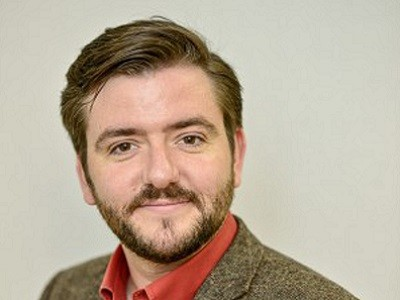 Andrew Copson is voorzitter van de IHEU.